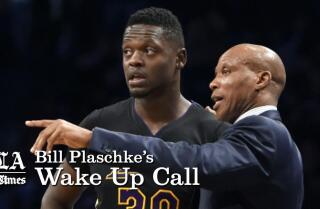 Bill Plaschke's Wakeup Call: What is Byron Scott doing?