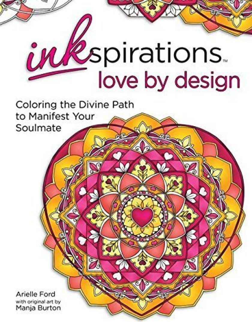 Author Arielle Ford will discuss her latest book, 'Ink-Spirations: Love by Design,' 7 p.m. Tuesday, Feb. 7 at La Jolla Library