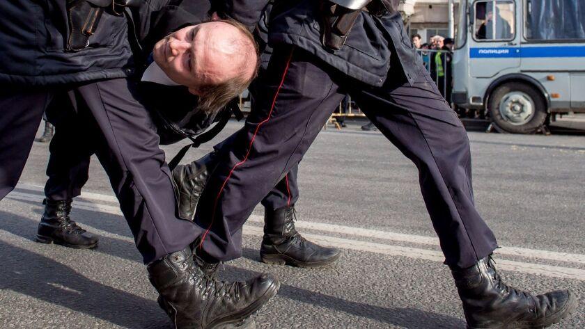 Police officers deta