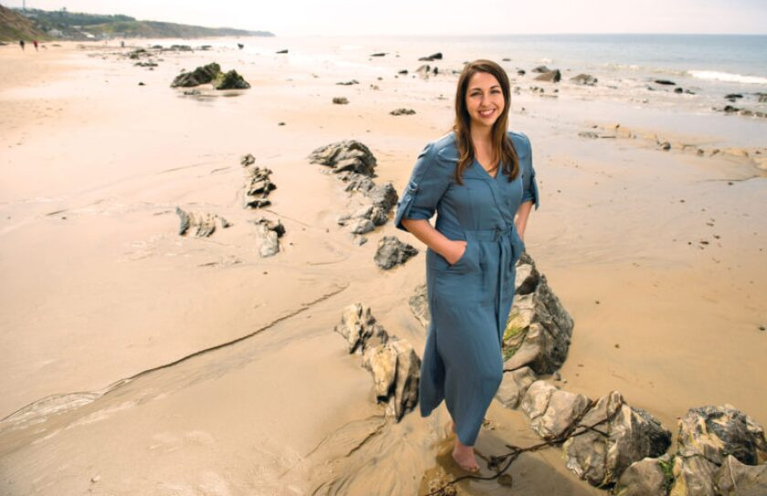 Joleah Lamb, an assistant professor of ecology and evolutionary biology at UC Irvine, has been named an Ecological Society of America early career fellow.