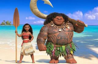 'Moana' movie review by Justin Chang