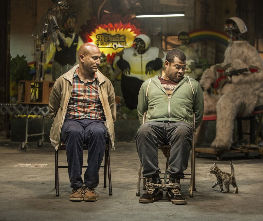 Review: 'Keanu' will be catnip for 'Key & Peele' fans, but for the rest of the world... meh
