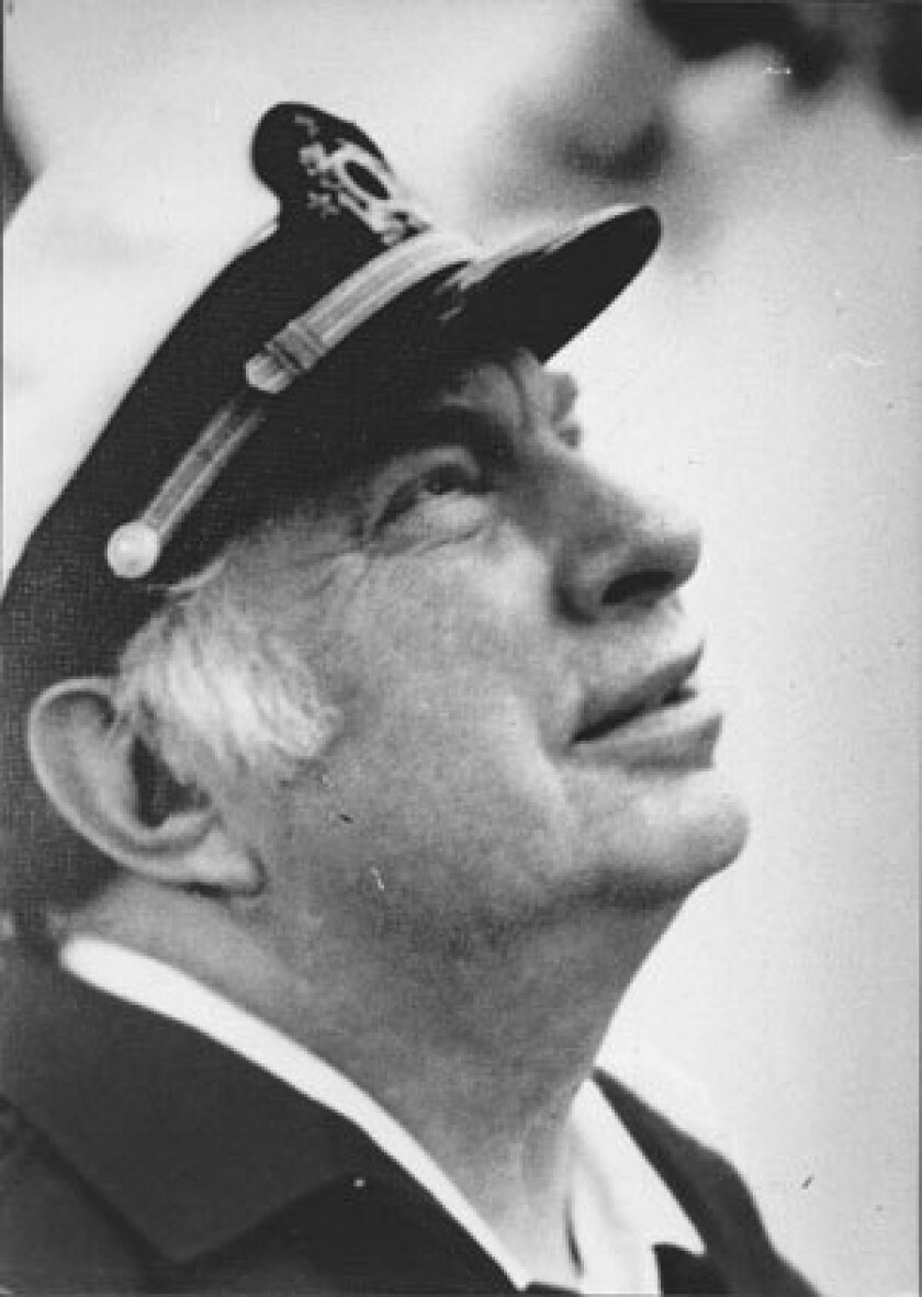L. Ron Hubbard, shown in an undated photo, died in 1986.
