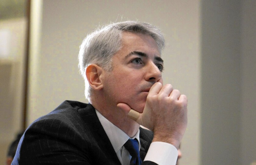 Activist investor Bill Ackman's Pershing Square Capital Management now owns about 6.4 percent of Mondelez's shares.