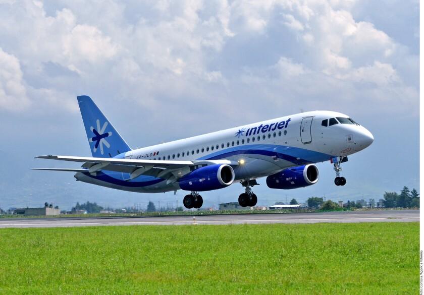 Hasta el 30 de enero, Interjet terminar· de recuperar los 11 aviones rusos SuperJet 100 que tiene en tierra como medida de seguridad, por lo que continuaron cancelaciones y demoras en vuelos.