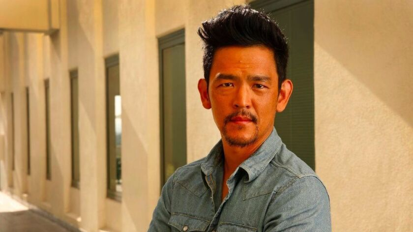 "John Cho is starring in the indie drama ""Columbus,"" which premiered at Sundance earlier this year."