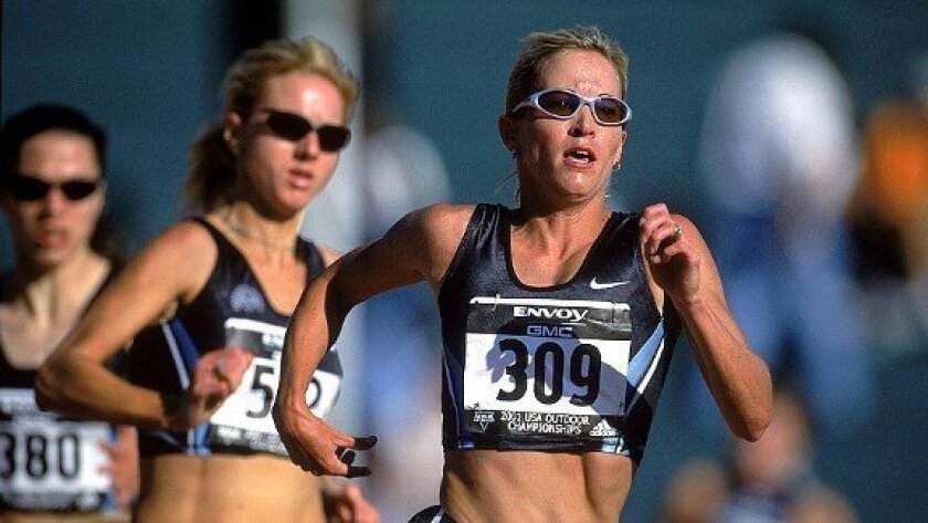 Report: Olympian Suzy Favor Hamilton worked as high-priced escort