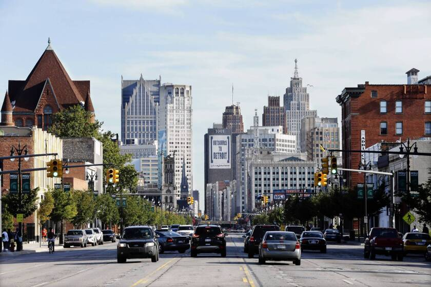 Detroit filed for bankruptcy protection on July 18, but that doesn't necessarily mean it gets to remain in bankruptcy.