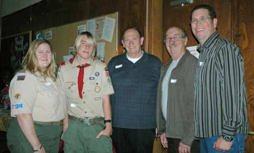Community: Scouts recall 60 years of fun