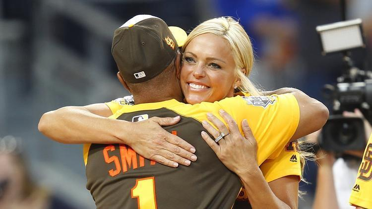 7/10/16 All-Star Game Celebrity Softball