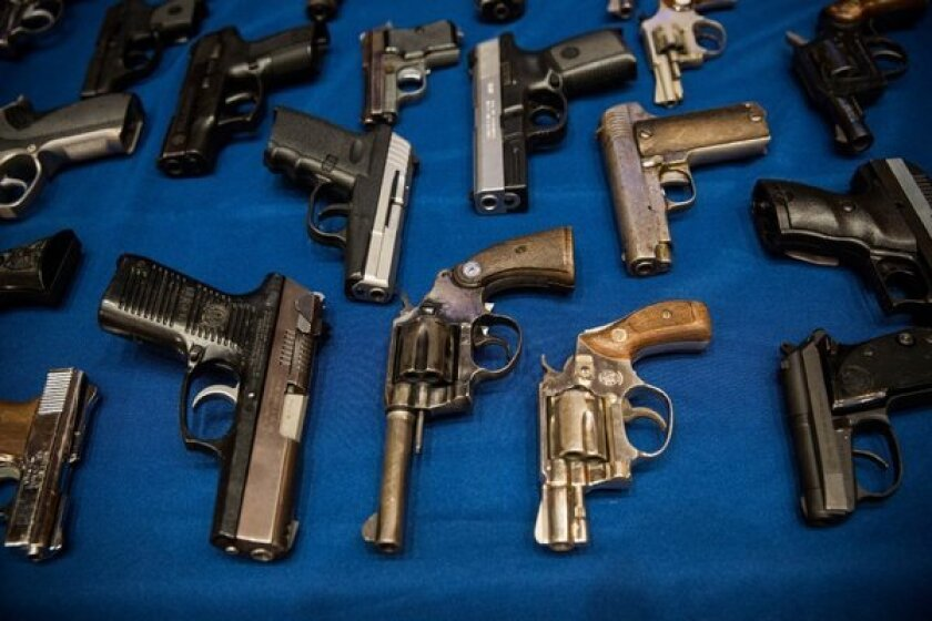 A North Carolina law has gone into effect that blocks police from destroying confiscated or unclaimed firearms.