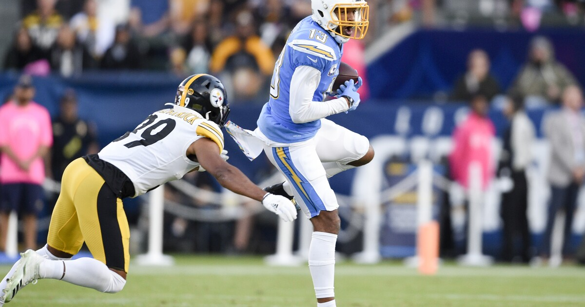 Keenan Allen's last three Chargers performances haven't fit his style