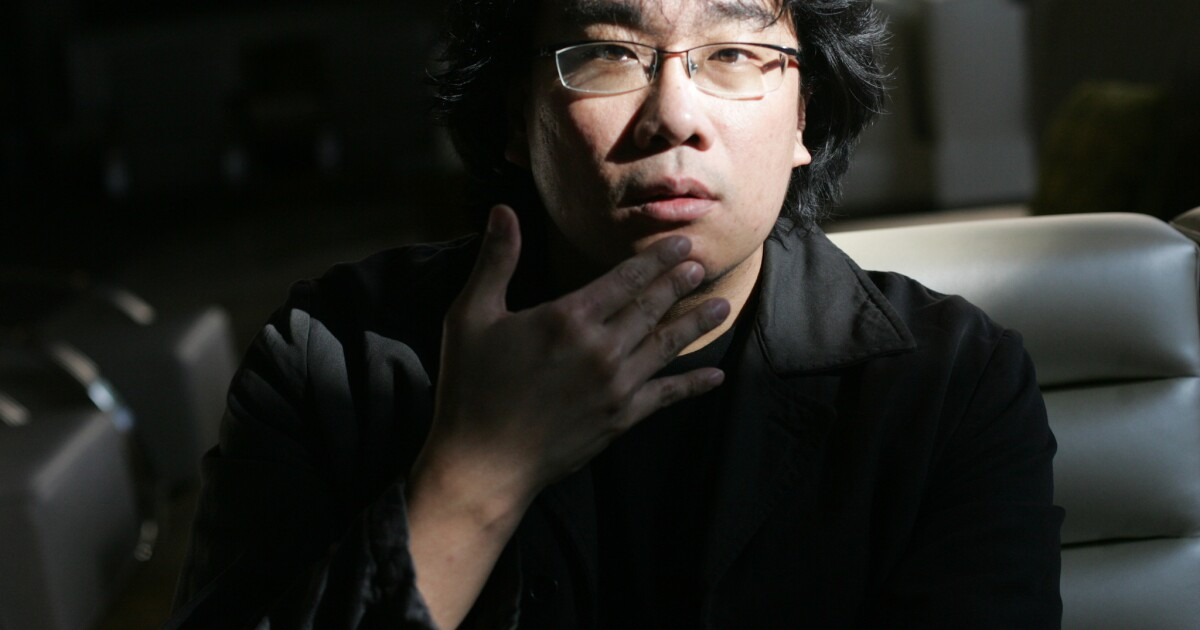 Director Bong Joon Ho reacts to the ID of alleged 'Memories of Murder' serial killer