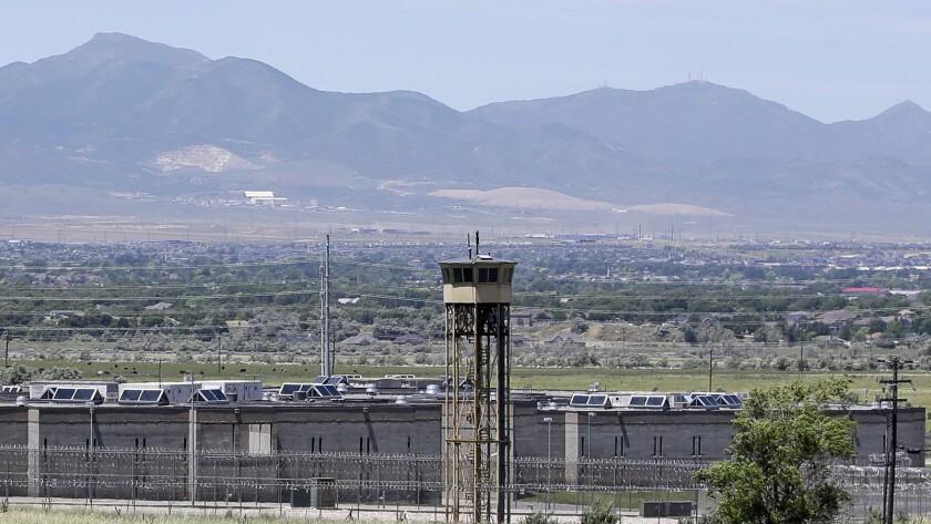 Hunger strike continues in Utah prison, seeking better
