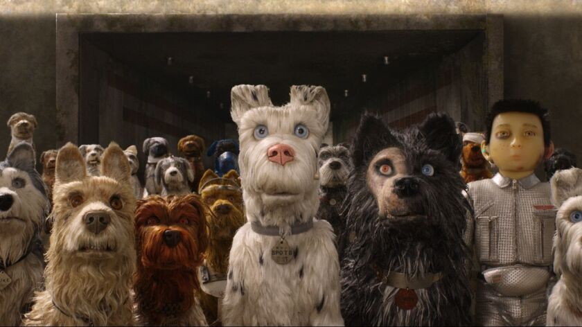 """""""Isle of Dogs"""" follows the adventure of one boy's attempt to rescue his pet after a dog flu epidemic leads to the banishment of canines to Trash Island."""