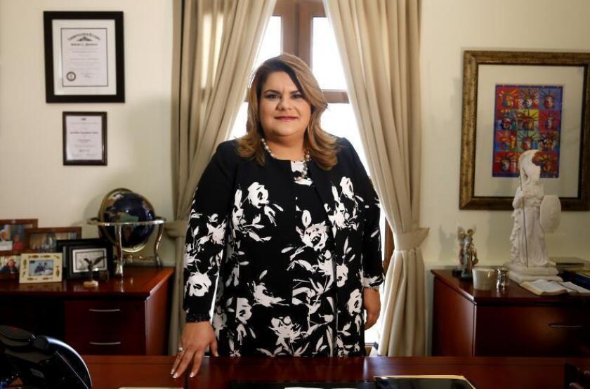 Presidente del Senado y comisionada hacen las paces con la gobernadora P.Rico