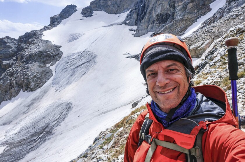"""Author Jeff Greenwald takes a selfie: """"We'll take what we get and make the most of it."""""""