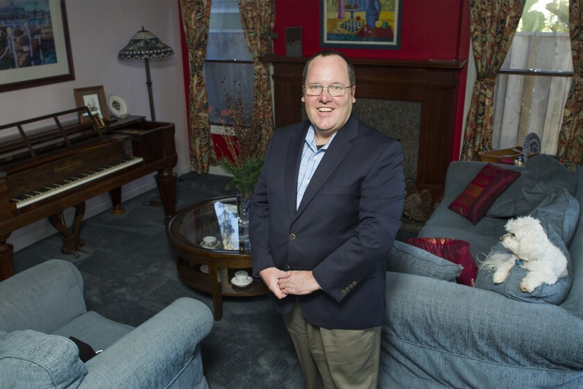 John Stephens announces candidacy for Costa Mesa City Council