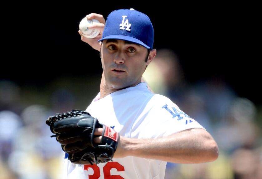 Dodgers, Matt Magill