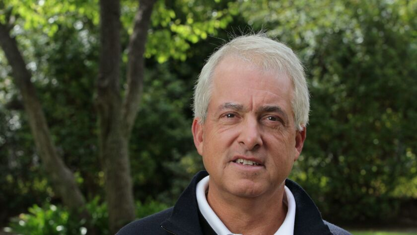 Venture capitalist John Cox of Rancho Santa Fe is contemplating running for governor.