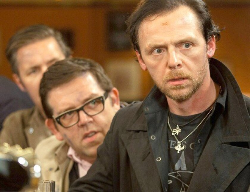 """""""The World's End"""""""