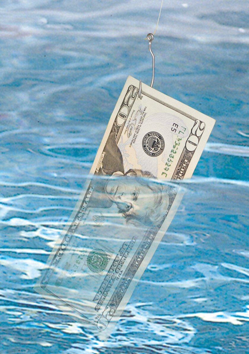 Does your water bill give you a sinking feeling?