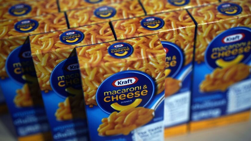 Kraft Heinz Passes Out Free Food To Furloughed Workers In Washington DC