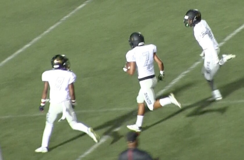 Narbonne football players. The CIF has plans to hold a football summit next year to discuss declining participation in California.