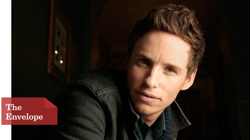 """Eddie Redmayne collected his lead actor Academy Award for """"The Theory of Everything"""" and then went right back to the set of """"The Danish Girl,"""" which could bring another nomination."""