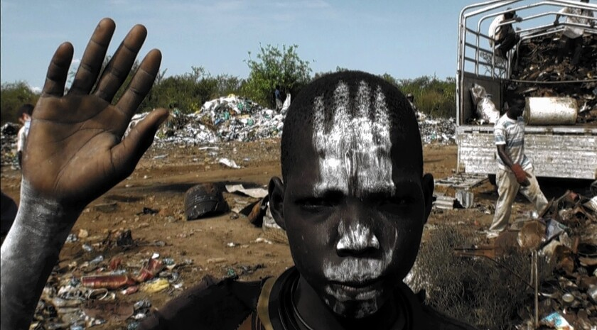 Hubert Sauper flies into South Sudan's reality in 'We Come as Friends'