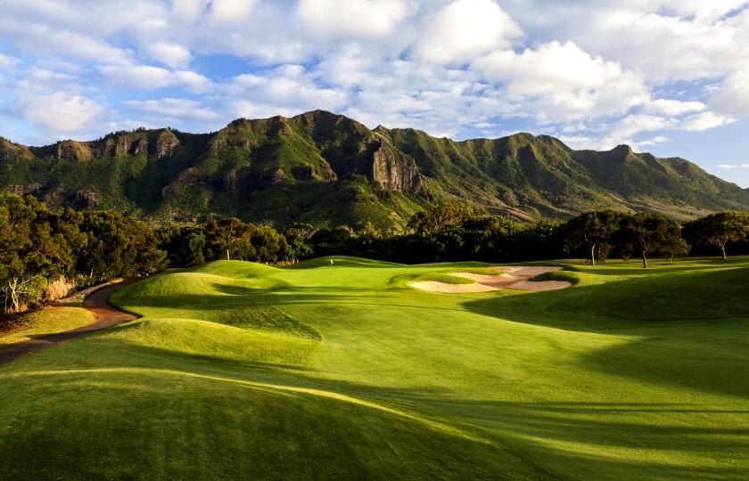 Puakea Golf Club