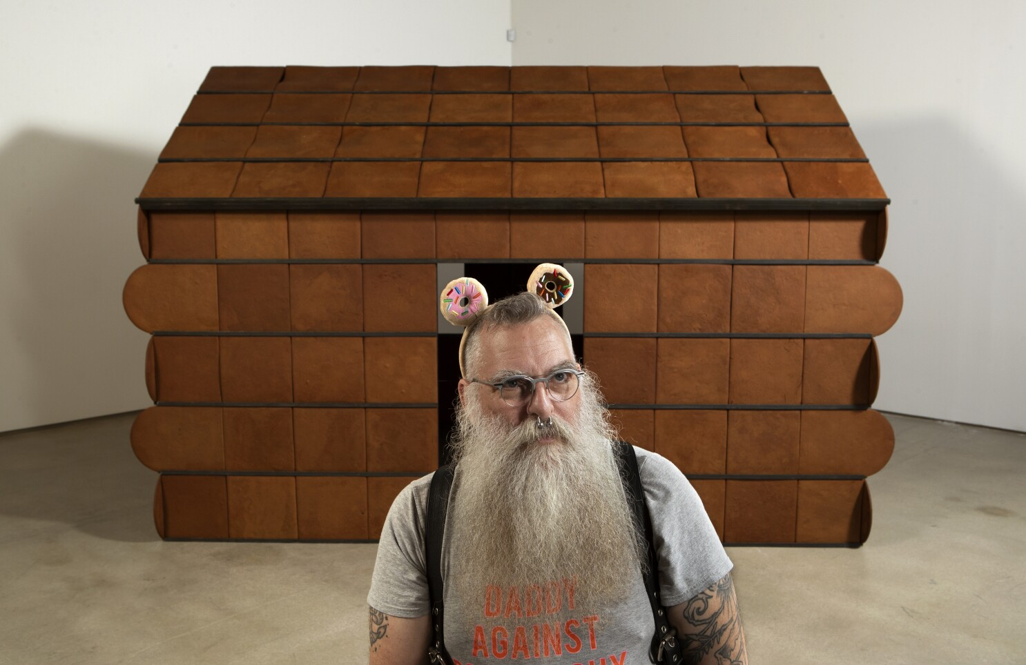 La Artist Toys With Race And Queerness Plus A Bunny Suit Los