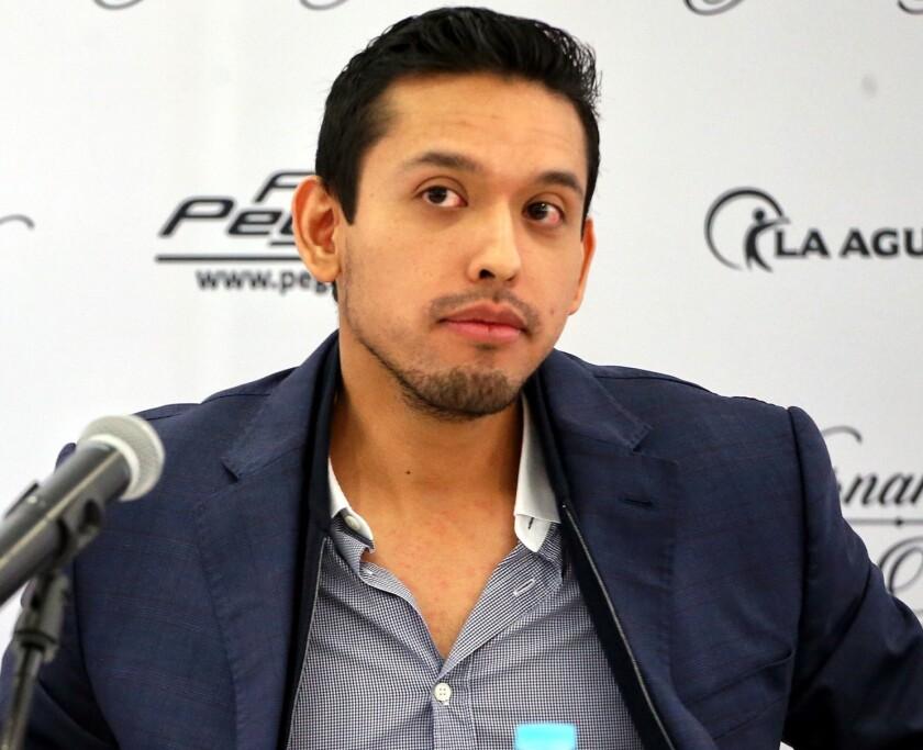 Iván Gabriel (foto), heredero universal de Juanga, es hijo biológico del artista y Laura Salas.