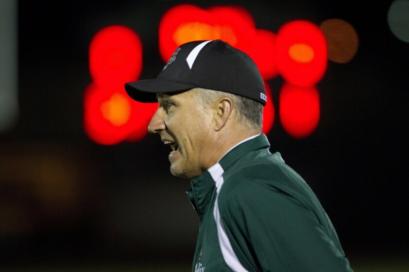 Helix coach Troy Starr's Highlanders rallied to make a game of it but couldn't defeat Scottsdale Chaparral on Saturday.