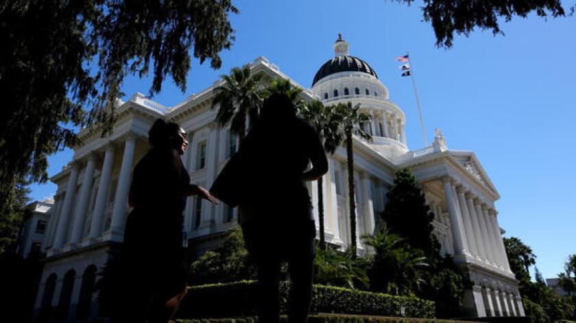 August Essential Politics news feed: California Legislature's