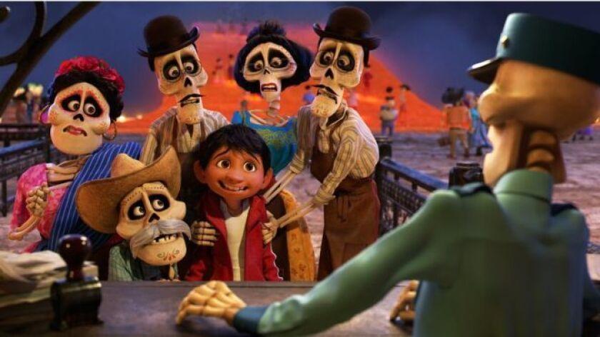 Claves de la película Coco