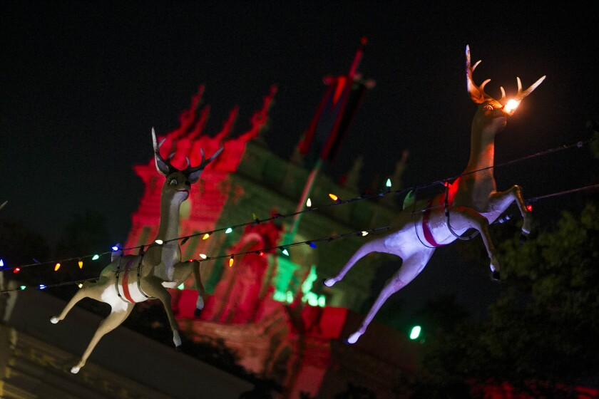 The annual two-day holiday tradition known as December Nights returns to Balboa Park starting Dec. 6.