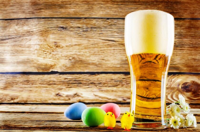 Easter beer