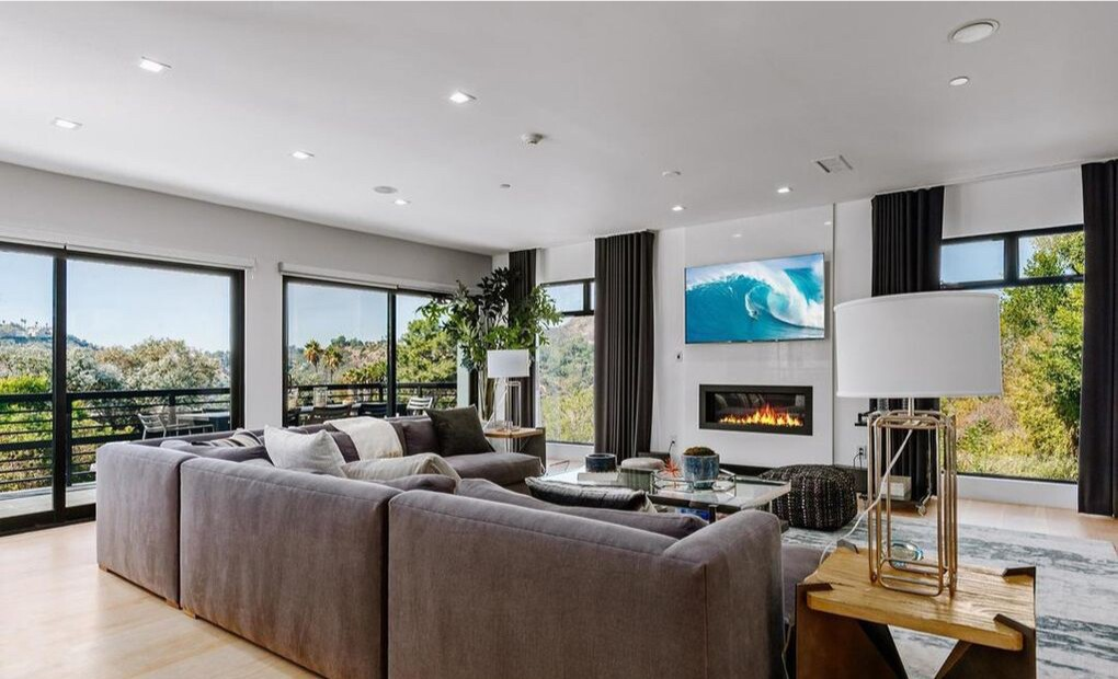 Cirkut's Hollywood Hills home - Los Angeles Times
