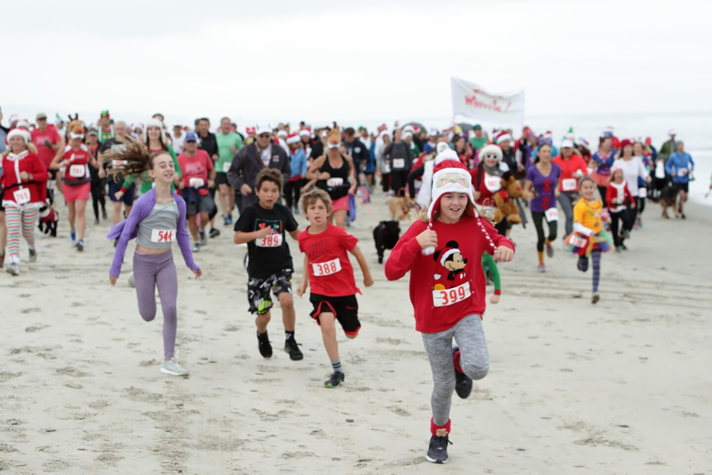 2019 Red Nose Run