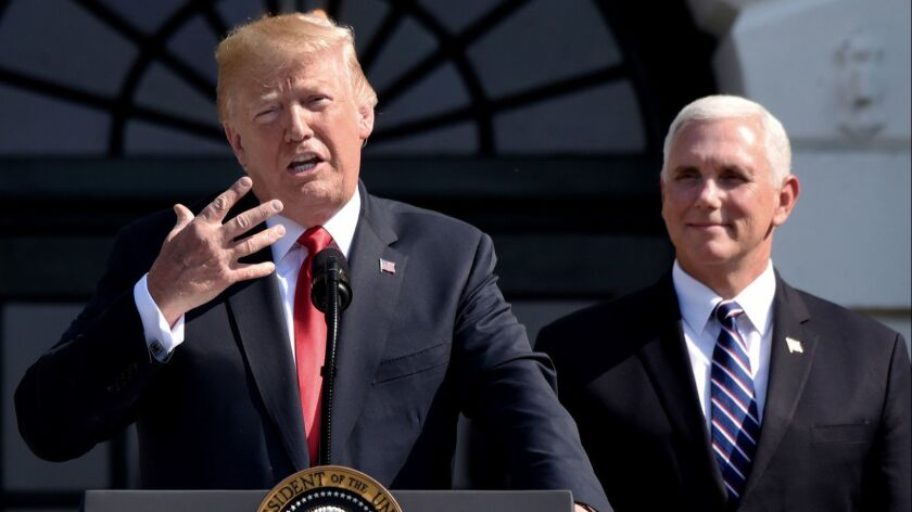 Poll finds partisan split over Space Force