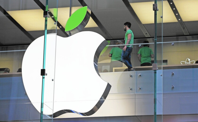 Apple's green initiative sets good example