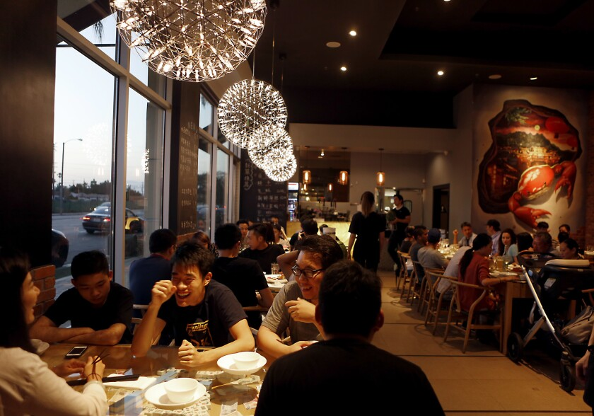 Hip Hot in Monterey Park is open but, like many restaurants now, is at a crossroads.