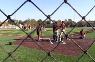 JSerra unveils new AstroTurf baseball field