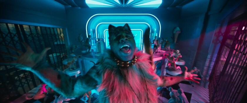 """Jason Derulo in the movie """"Cats."""""""