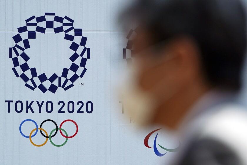 Olympics Tokyo Going Forward