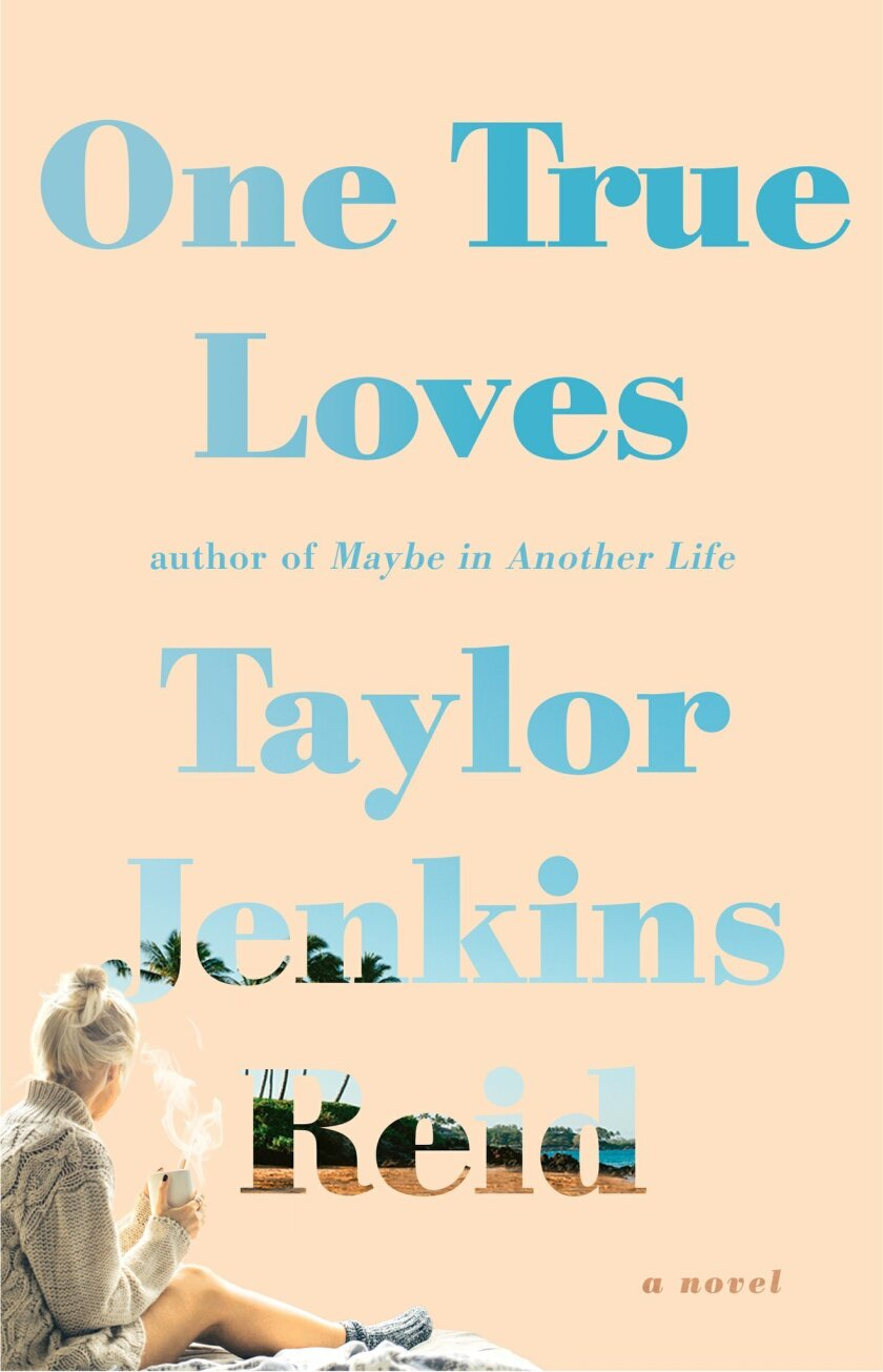 "This book cover image released by Washington Square Press shows ""One True Loves,"" a novel by Taylor Jenkins Reid, released on June 7. (Washington Square Press via AP)"
