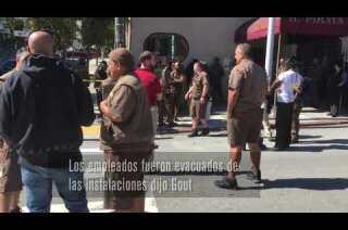 Tiroteo en instalaciones de UPS en San Francisco, hay muertos
