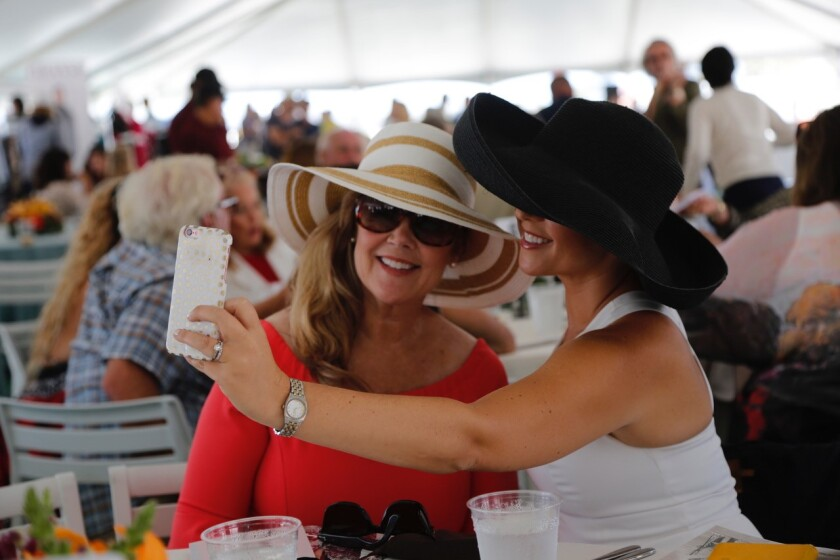A photo of San Diego Polo Classic