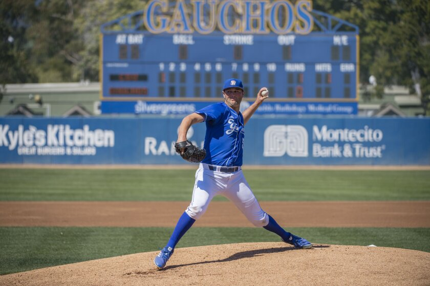 In seven starts this season, Jack Dashwood is 4-0 with a 2.27 ERA. In 39 2/3 innings he has 43 strikeouts and has allowed just two homers.